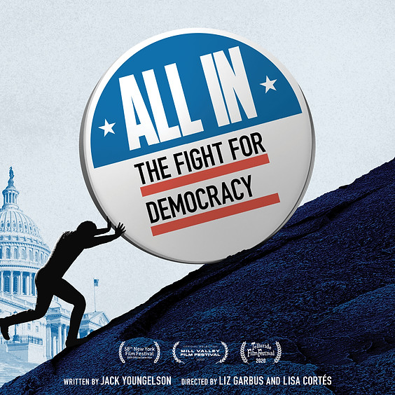 Amazon Original: ALL IN: The Fight for Democracy (PG-13)