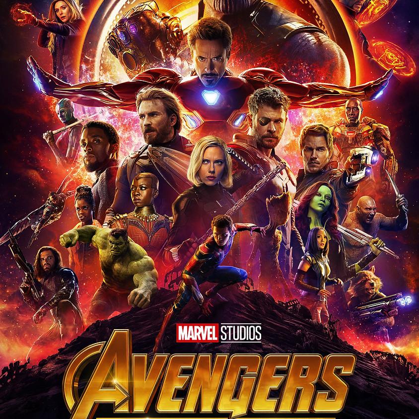 Avengers: Infinity War (PG13)