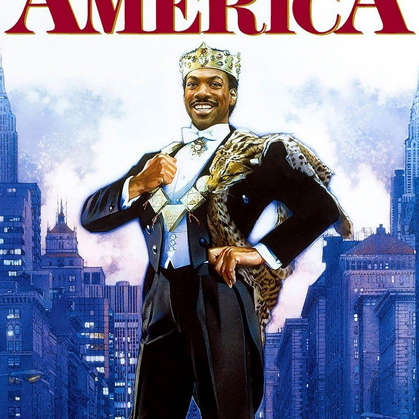 Amazon Night at the Drive In: Coming To America