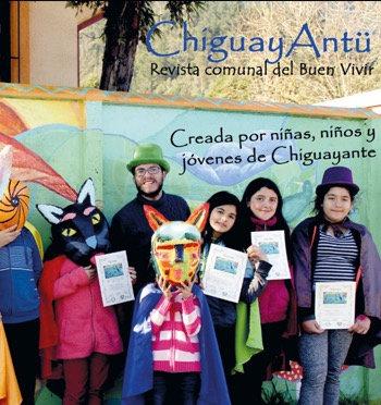 Revista ChiguaAntü. Núm. 1