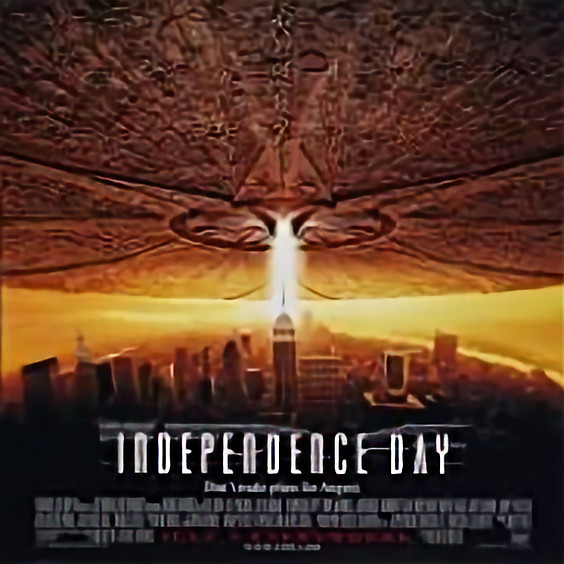 Independence Day (PG13) @ 6:00PM