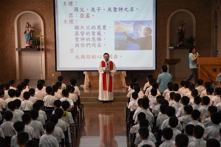 2017~2018 開學祈禱會