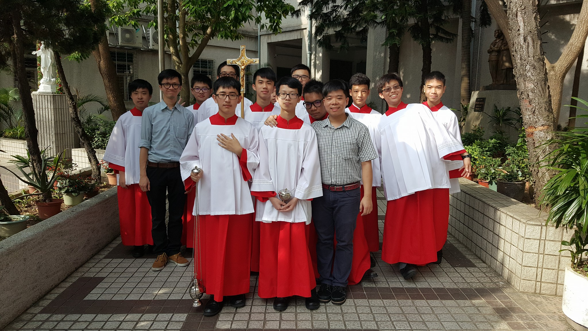 慈青輔祭會