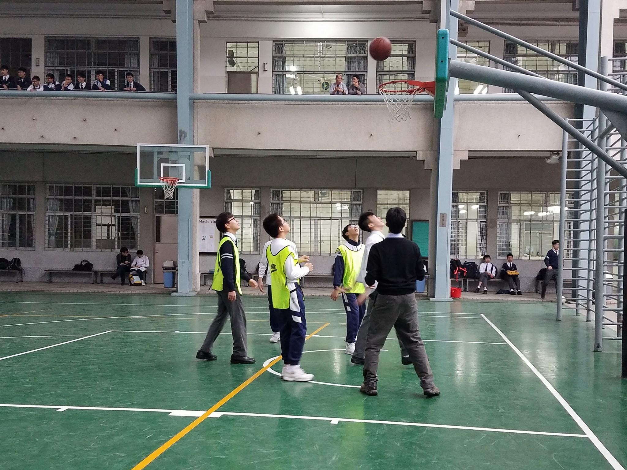 2016~2017 善會籃球賽