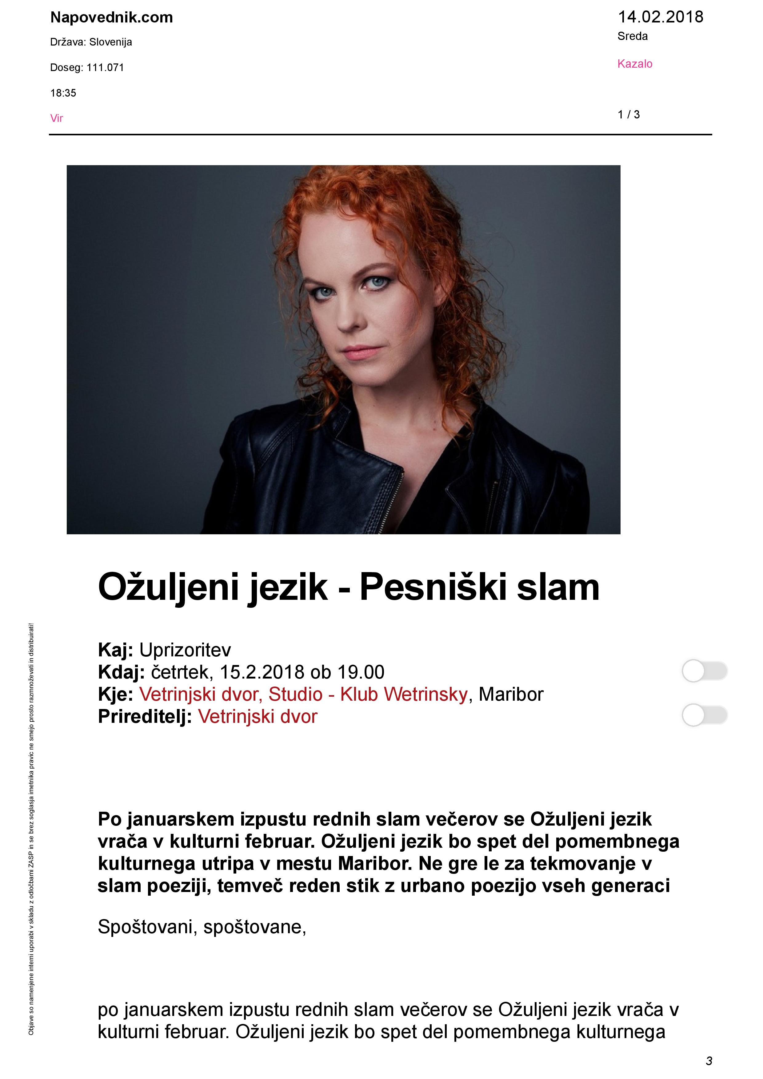 14/2 Napovednik.com