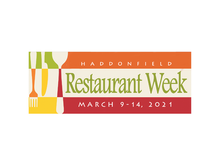 2nd Annual Haddonfield Restaurant Week