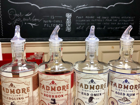 Small Biz Spotlight: Tadmore Distilling Co.