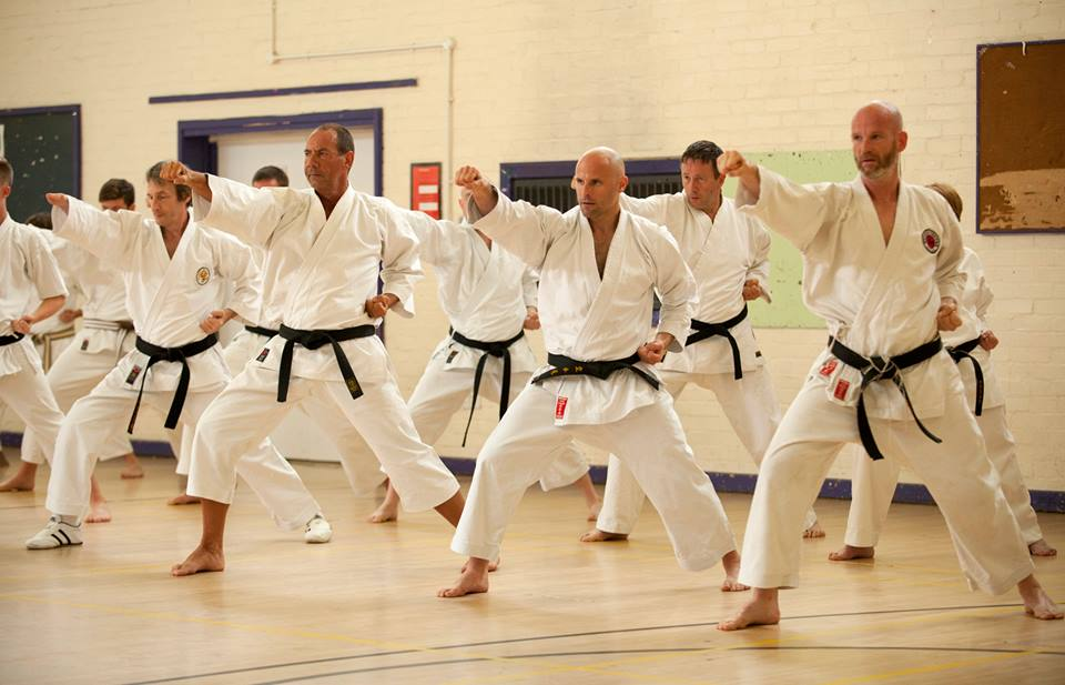 Black Belts in Action