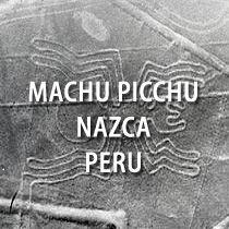 Machu Picchu Nazca Peru