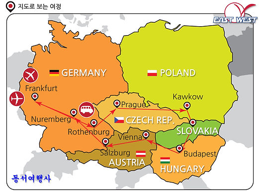 East Europe 6x10days