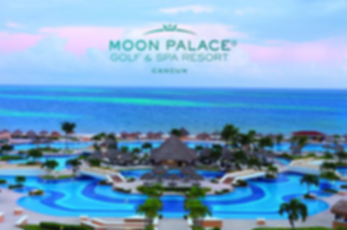 Moon Palace Resort in Cancun