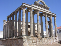 Italy Rome Roman Forum