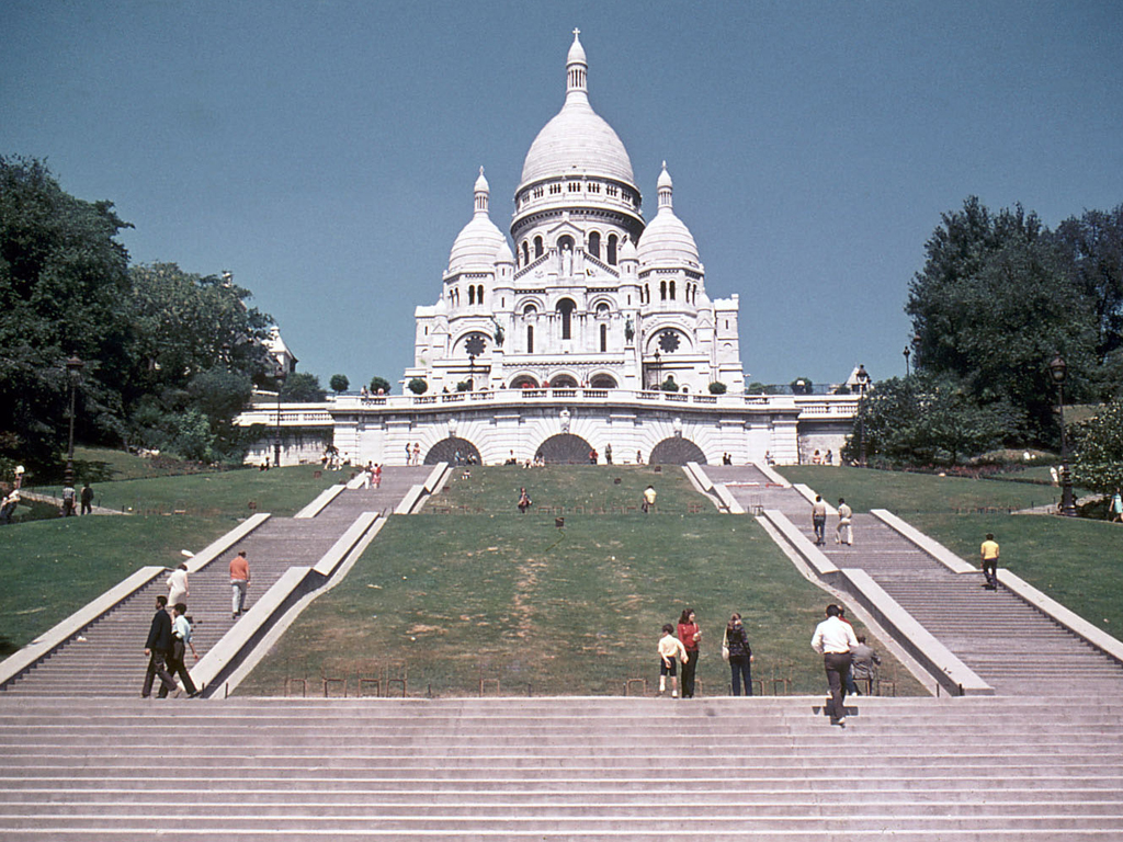 France Paris Sacre