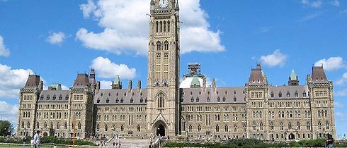 Ottawa Parliament building