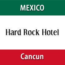 Mexico Hard Rock Hotel Cancun