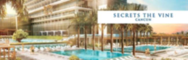 Secrets the Vine Hotel in Cancun