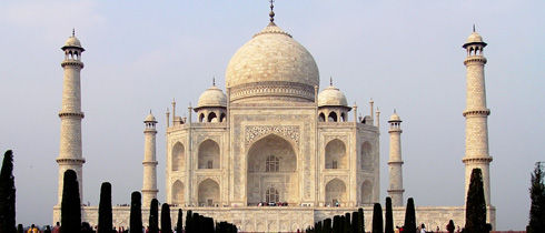 India historic building