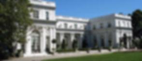 Newport historic building