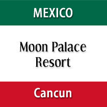 Mexico Moon Palace Resort Cancun