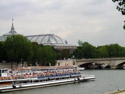 France Paris Seine River