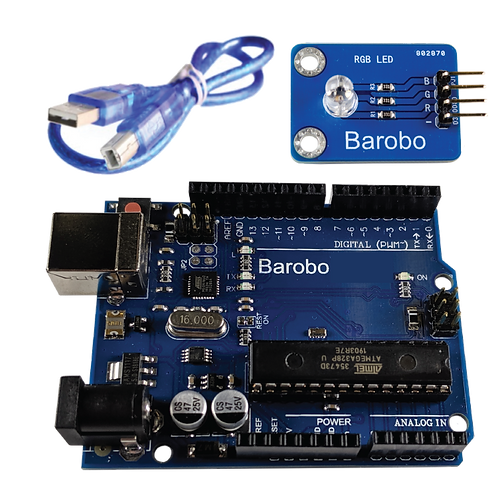 16 Arduino-Compatible Basic Kit Classroom Bundle