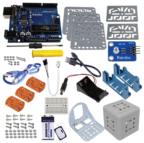 16 Linkbot Sensor Connection Pack Classroom Bundle