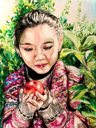 The Apple of My Eye.JPG