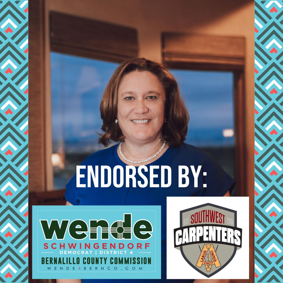 Carpenters Union Endorsement