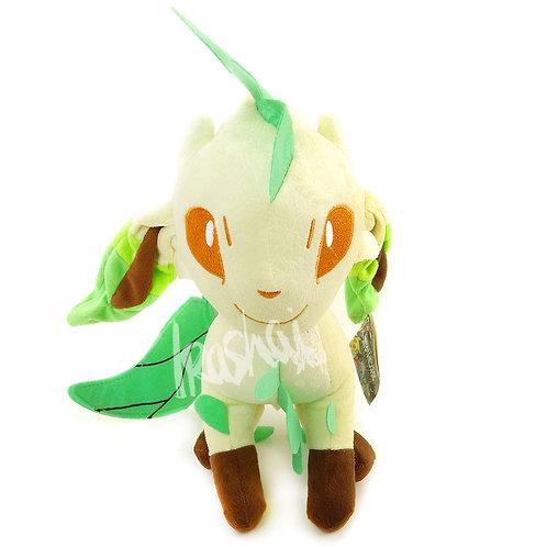 Pelúcia Leafeon - Pelúcia Pokémon