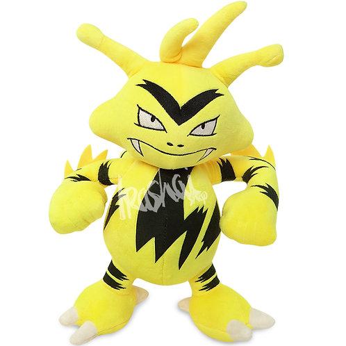 Pelúcia Electabuzz - Pelúcia Pokémon