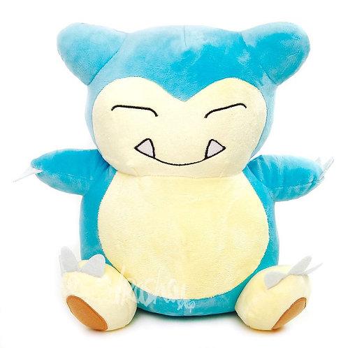 Pelúcia Snorlax - Pelúcia Pokémon