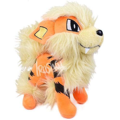 Pelúcia Arcanine - Pelúcia Pokémon
