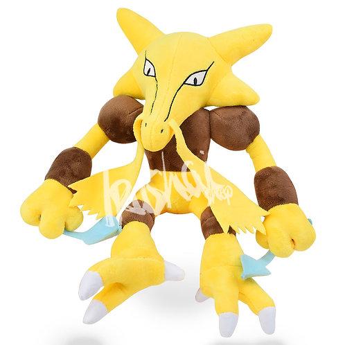 Pelúcia Alakazam – Pelúcia Pokémon