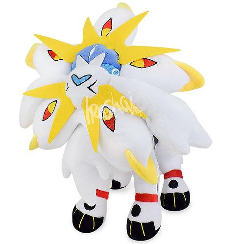 Pelúcia Solgaleo - Pelúcia Pokémon