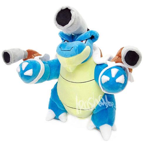 Pelúcia Mega Blastoise - Pelúcia Pokémon