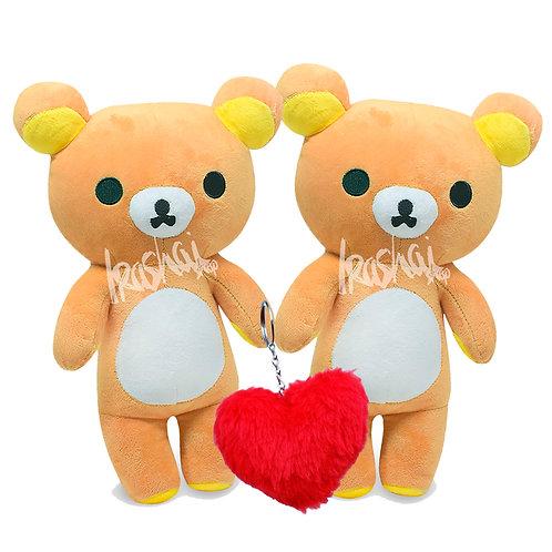 Combo Dia dos Namorados Rilakkuma