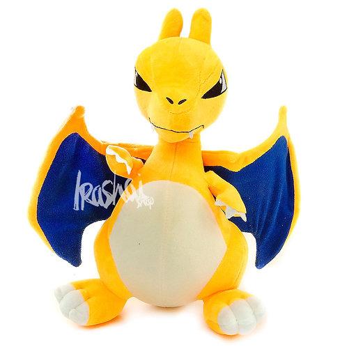 Pelúcia Charizard – Pelúcia Pokémon