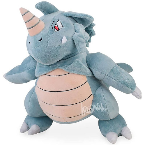 Pelúcia Rhydon – Pelúcia Pokémon