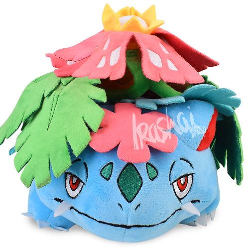 Pelúcia Mega Venusaur - Pelúcia Pokémon