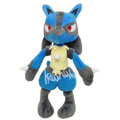 Pelúcia Lucario - Pelúcia Pokémon