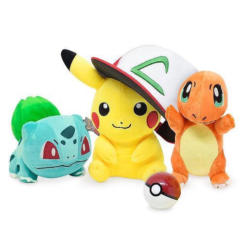 Super Kit Completo Mestre Pokémon