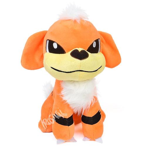 Pelúcia Growlithe - Pelúcia Pokémon