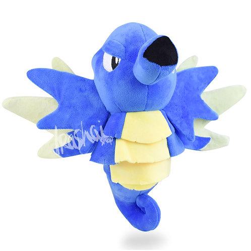 Pelúcia Seadra - Pelúcia Pokémon