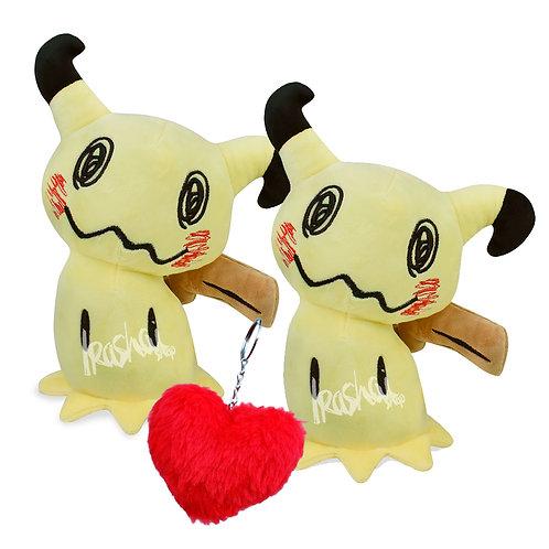 Dia Dos Namorados Pokémon Pelúcia MimikyuCombo