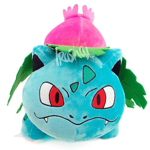 Pelúcia Ivysaur - Pelúcia Pokémon