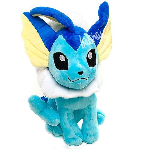 Pelúcia Vaporeon - Pelúcia Pokémon