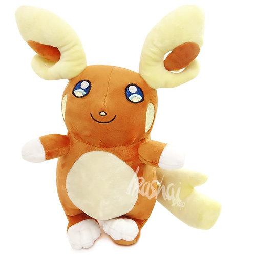 Pelúcia Alola Raichu - Pelúcia Pokémon