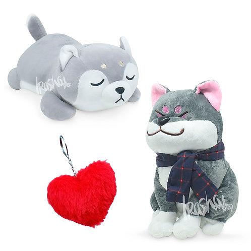 Combo Dia dos Namorados - Shiba Inu