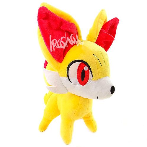 Pelúcia Fennekin - Pelúcia Pokémon
