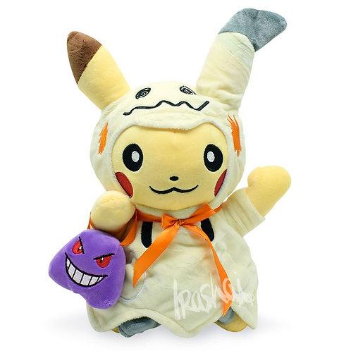 Pelúcia Pikachu Halloween - Pelúcia Pokémon
